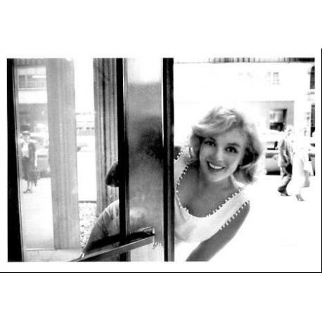Carte Marilyn Monroe - 5Th Av New York - 10.5x15 cm