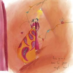 Carte Anne- Sophie Rutsaert - Parce qu'on a tous les jours 20 ans !- 14x14 cm