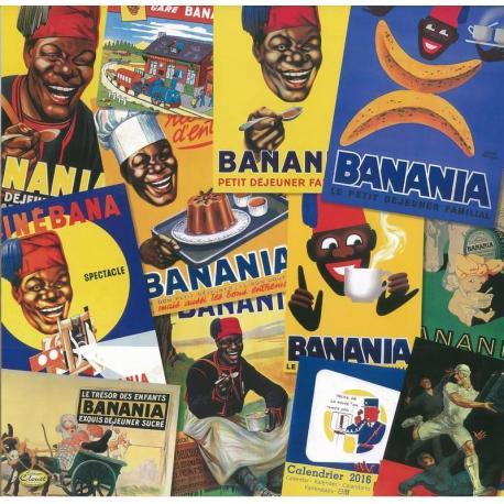 "Calendrier Clouet 2016 ""Banania compilation"" Format 30x30 cm"