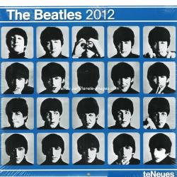 Calendrier The Beatles 2012 Format 30x30 cm