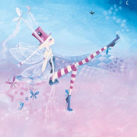 Carte Lorrie McFaul - Lovely Day - 14x14 cm