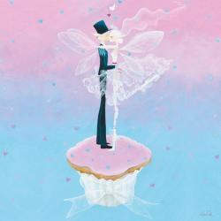 Carte Lorrie McFaul - Wedding Day - 14x14 cm