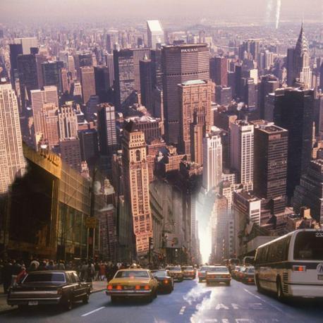 Carte Maïlo - Univers urbains New York - 14x14 cm