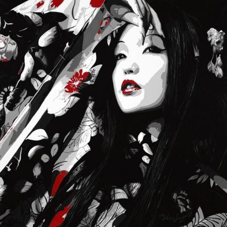 Carte Nathalie Mulero_Fougeras - Makkura - 14x14 cm