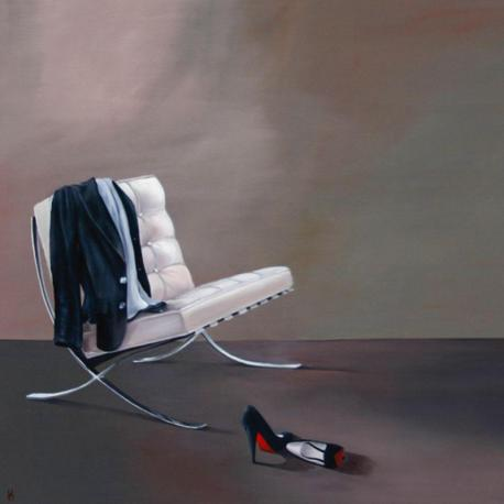 Carte Corinne Dauger - I don´t want to work Today - 14x14 cm