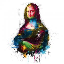 Carte Patrice Murciano - Da Vinci Pop - 14x14 cm