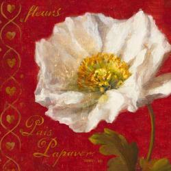 Carte Danhui Nai - Paris Blossom II - 14x14 cm