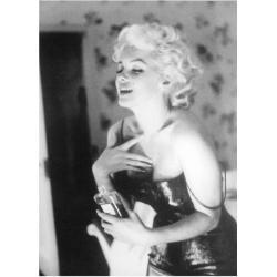 Affiche Parfum Chanel - Marilyn Monroe - 50x70 cm