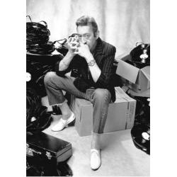 Serge Gainsbourg - Studio - Affiche 50x70 cm