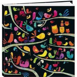 "Agenda 2017 Nicolas Gouny ""Les oiseaux"" 16.5 x 16 cm"