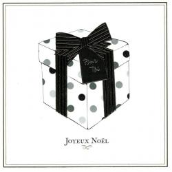 """Carte de Voeux """"Joyeux Noël, pour toi"""" 4401 - 14.5x14.5 cm"""