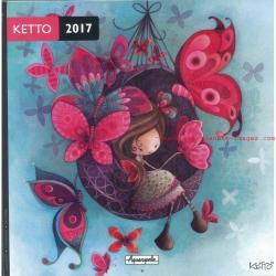 Calendrier Ketto 2017 - 30x30 cm