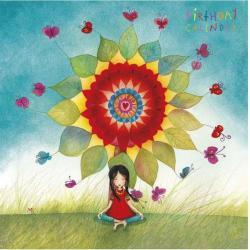 "Calendrier d'anniversaire Mila ""Mandala"" 22x22 cm"