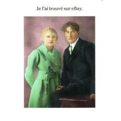 Carte Cath Tate - Je l'ai trouve sur eBay - 10.5x15 cm