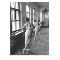Cornell Capa - Bolshoi ballet - Affiche 50x70 cm