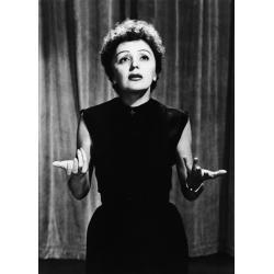 Edith Piaf - Affiche 50x70 cm
