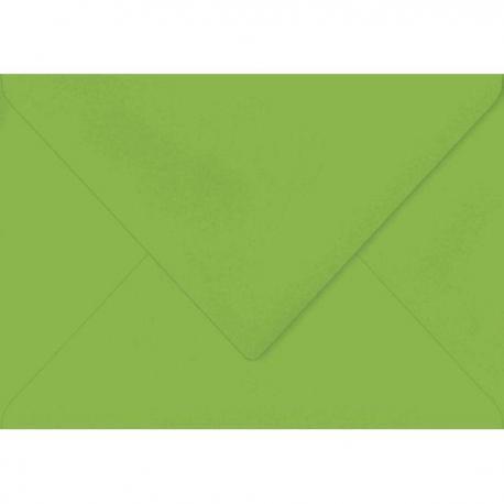 Enveloppe vert burano luce 11.4 x 16.2 cm