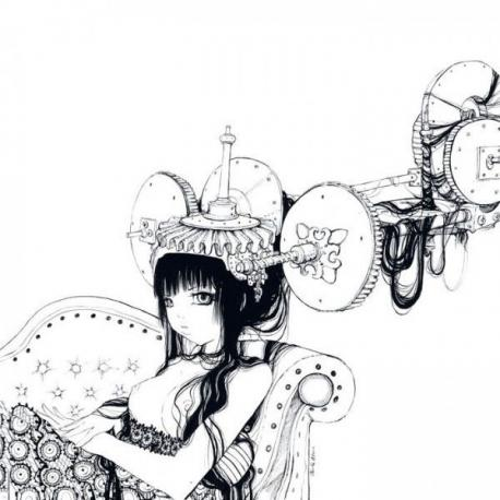 Carte Camilla d'Errico - The Forge Machine - 14x14 cm
