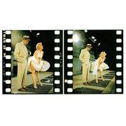 Carte Marilyn Monroe - The seven year itch 1954 - 10.5x15 cm