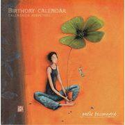 Calendrier d'anniversaire Gaëlle Boissonnard - Le trèfle en pot -21x21cm