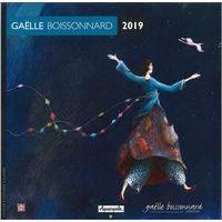 Calendrier 2019 Gaëlle Boissonnard - Promenade spatiale- 30x30 cm