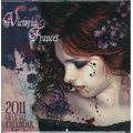 Calendrier Victoria Frances 2011 filmé 30x30 cm