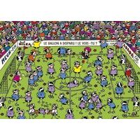Carte Lali - Foot-ball - 10.5x15 cm