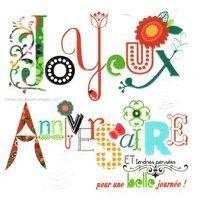 Carte anniversaire Une belle journée - Collection Caractère - CAR007 - 14.5x14.5 cm