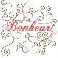 Carte Bonheur - Collection Caractère - CAR069- 14.5x14.5 cm