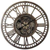 Horloge à engrenages - Diam 95 cm