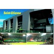 Magnet St Etienne - Stade Geoffroy Guichard - 5.5x8 cm