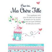 Poeme Pour Ma Belle Fille Anniversaire