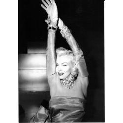 Carte Marilyn Monroe - 10.5x15 cm