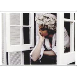 Carte Marilyn Monroe - La Femme en Vacances 1955 - 10.5x15 cm
