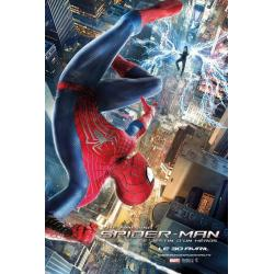 "Affiche officielle du film Spiderman ""Le destin d'un héros"" de Marc Webb 2014 - 40x53 cm"