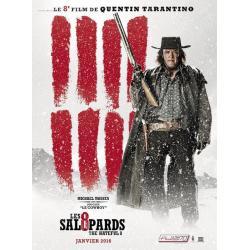 Affiche 8 salopards Michael Madsen - Quentin Tarantino 2016 - 40x53 cm