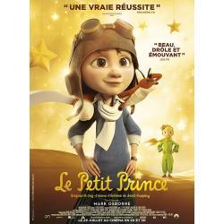 Le petit Prince St Exupéry de Mark Osborne 2015 - 40x53 cm - Affiche officielle du film