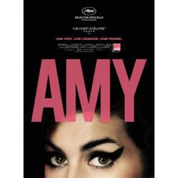 """Amy -Festival de Cannes """" de Asif Kapadia 2015 - 40x53 cm - Affiche officielle du film"""