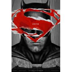 Affiche Batman V Spiderman (Batman) - Zack Snyder 2016 - 40x53 cm