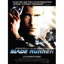 Affiche Blade Runner avec Harrison Ford - Ridley Scott 1982 (2015) - 40x53 cm