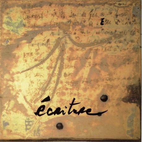 Carte Déborah Choc - Le E - L'abécédaire et ses secrets - 13x13 cm