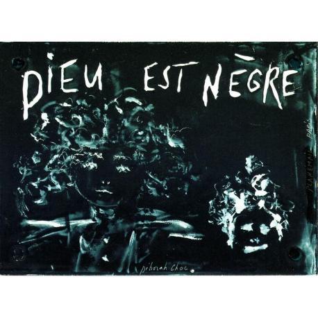 Carte Déborah Choc - Dieu est nègre - Les couleurs de la Vie - 10.5x15 cm