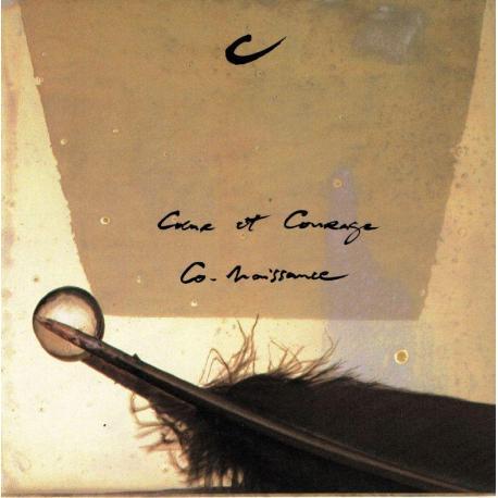 Carte Déborah Choc - Le C - L'abécédaire et ses secrets - 13x13 cm