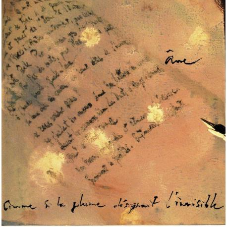 Carte Déborah Choc - Ame - L'abécédaire et ses secrets - 13x13 cm