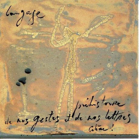 Carte Déborah Choc - Langage - L'abécédaire et ses secrets - 13x13 cm