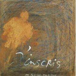 Carte Déborah Choc - J'inscrit - 15x15 cm