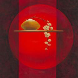 Carte Bernadette Triki - Mise en lumière - 14x14 cm