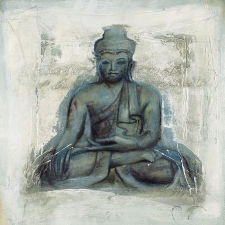 Carte Elvira Amrhein - Hingabe - 14x14 cm