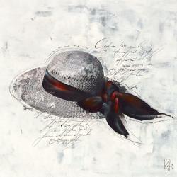 Carte Isabelle Zacher-Finet - Prêt-à-porter I - 14x14 cm