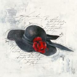 Carte Isabelle Zacher-Finet - Prêt-à-porter II - 14x14 cm
